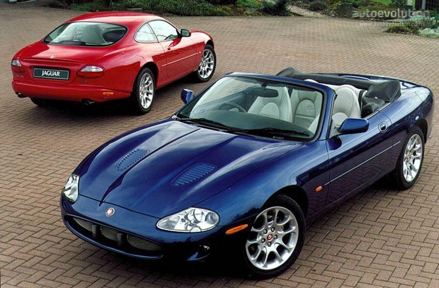 Wonderful 1998 Jaguar XKR