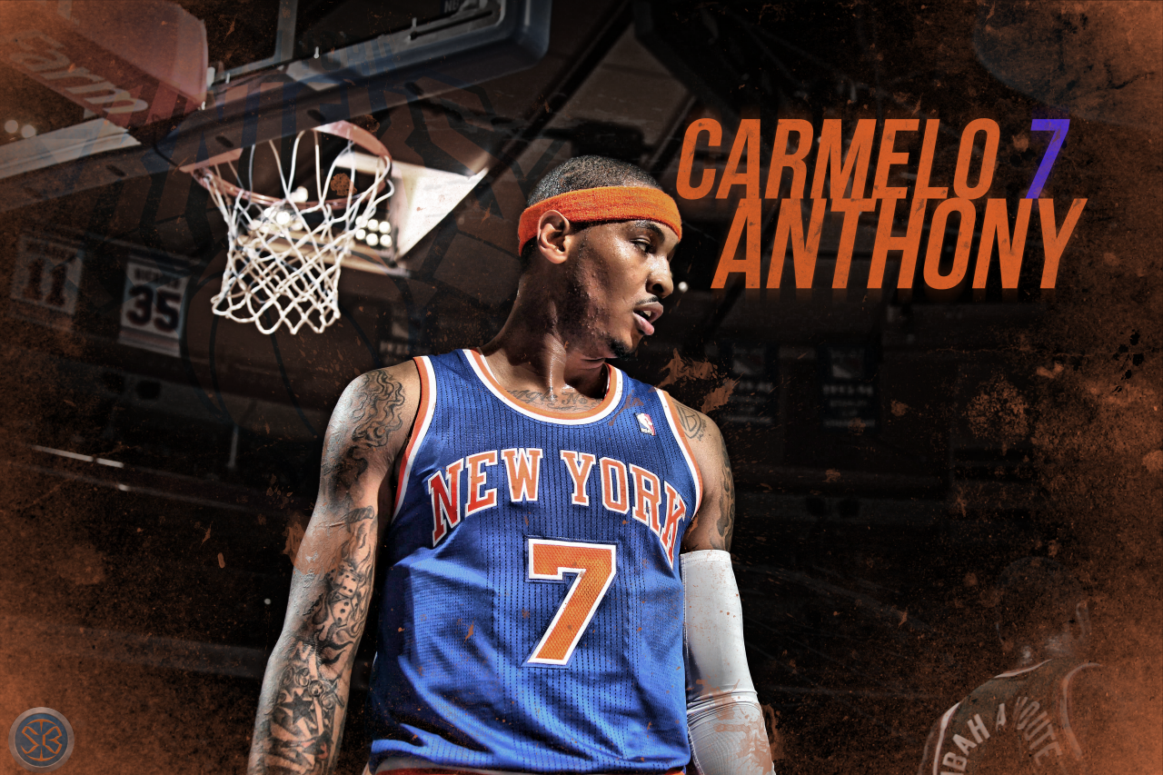 Carmelo anthony wallpaper by on ballerz pinterest nba carmelo anthony wallpaper by on voltagebd Images