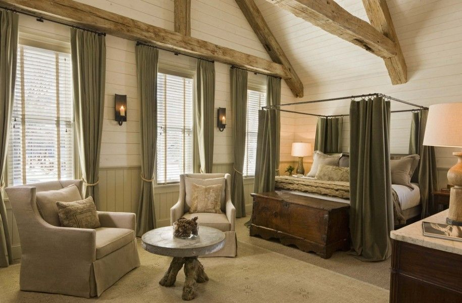 Intriguing Neutral Interior Design For Ski Lodge Nice Ski Lodge Master Bedroom Decor With Sitting