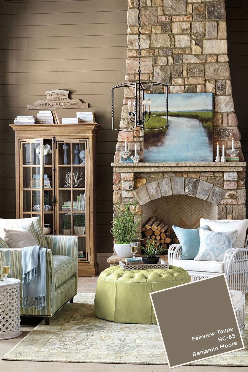 summer 2017 paint colors | family room design, taupe walls