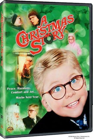 A Christmas Story 1940s, Peter billingsley and Guns