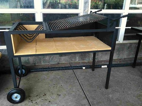Much better i would almost rather have the argentine wood - Barbecue argentin ...