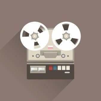 Vintage Voice Recorder Vintage Vector Free Voice Recorder