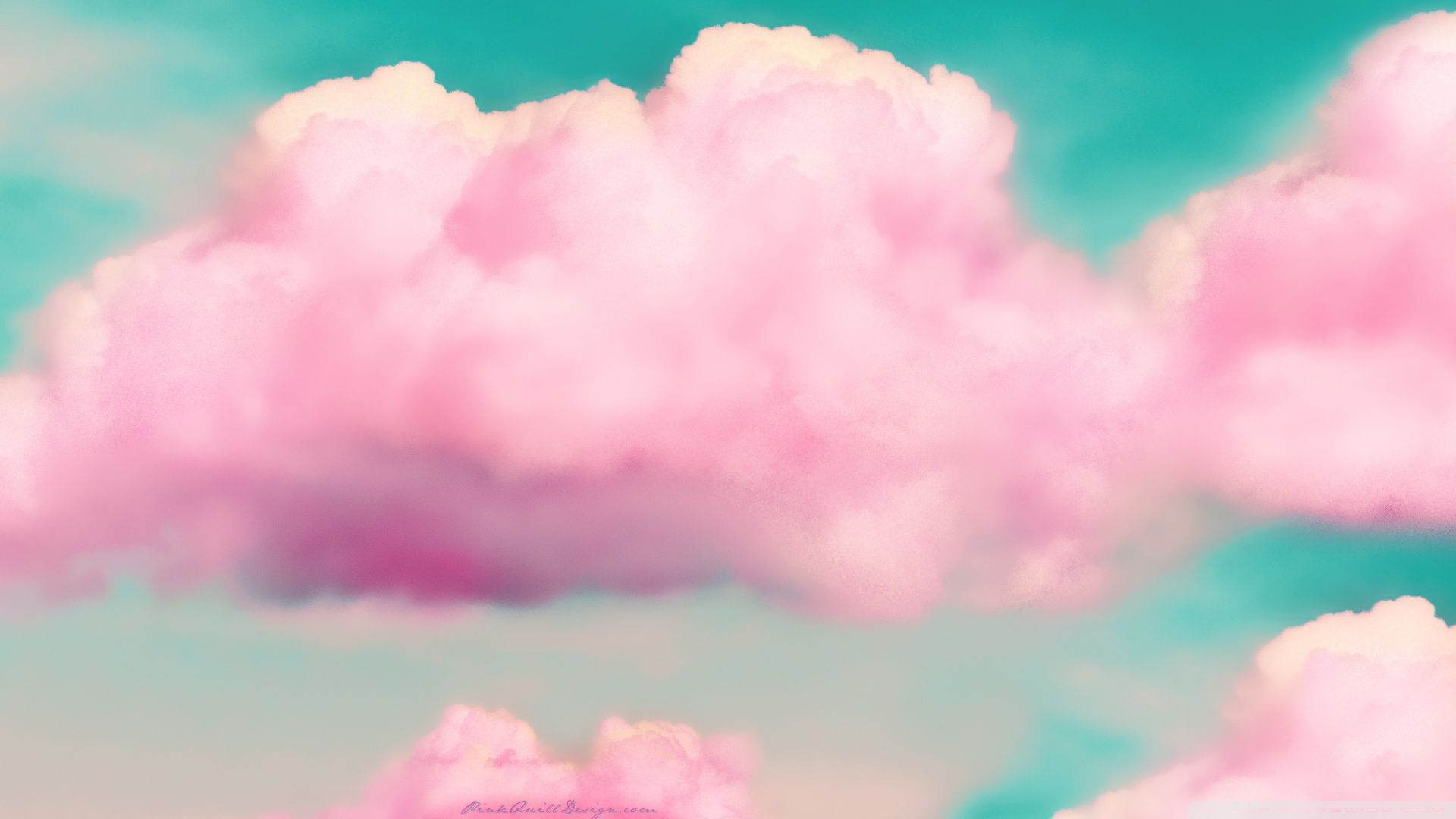 Pastel Pink Aesthetic Pc Wallpapers On Wallpaperdog In 2020 Pink Clouds Wallpaper Cloud Wallpaper Cute Wallpapers For Ipad