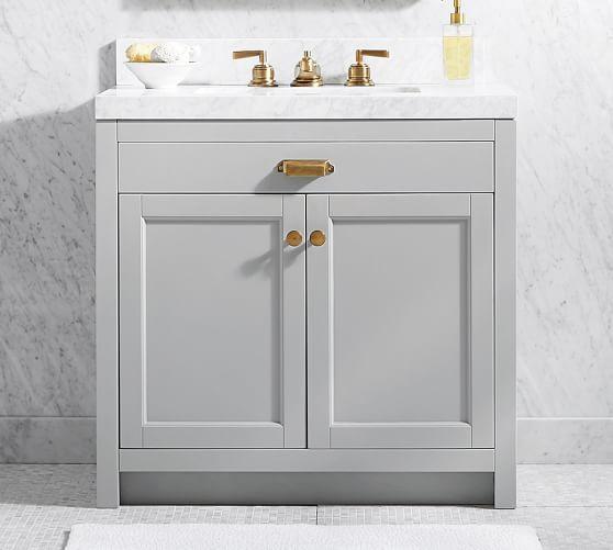Photo of Davis Single Sink Vanity – 33.25″