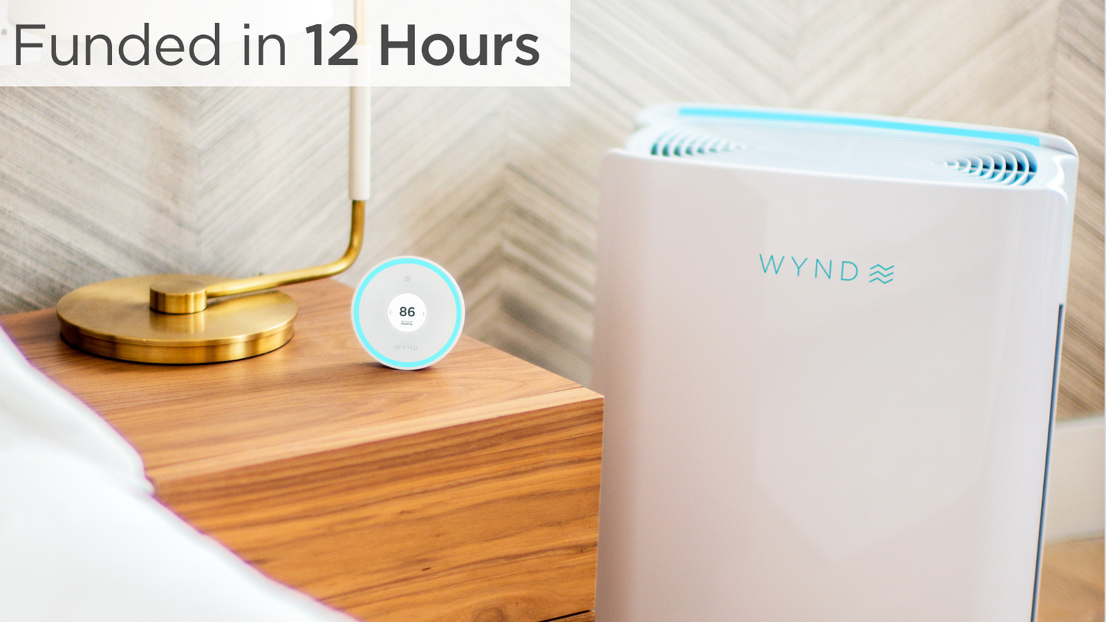 Wynd Technologies, Inc. is raising funds for Wynd Halo