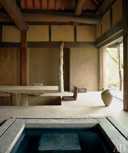 belgian remodel   bath house interior ~ axel vervoordt