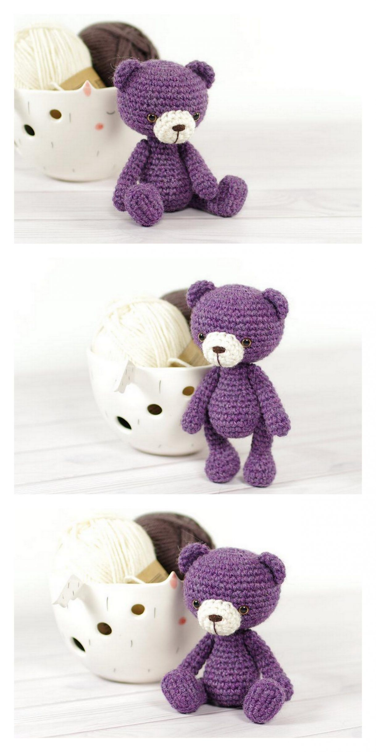 Lovely Amigurumi Doll, Animal, Plant, Cake and Ornaments Pattern ... | 2436x1218