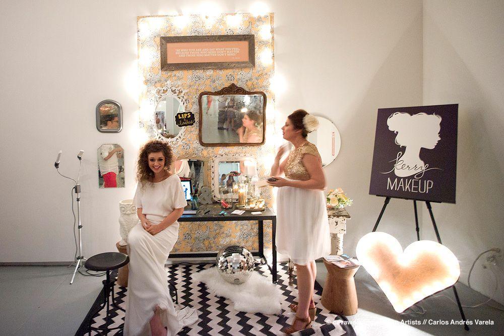 kerry makeup booth cream