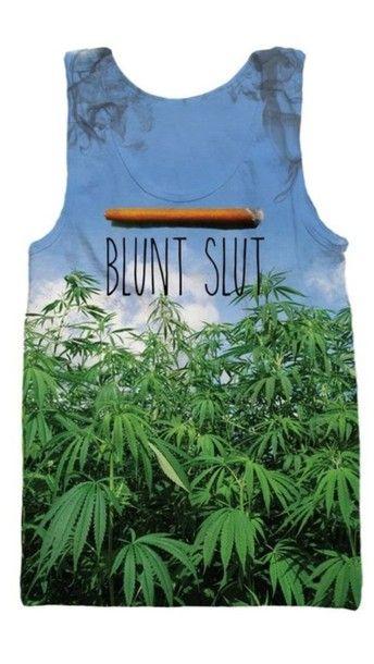 Marijuana slut