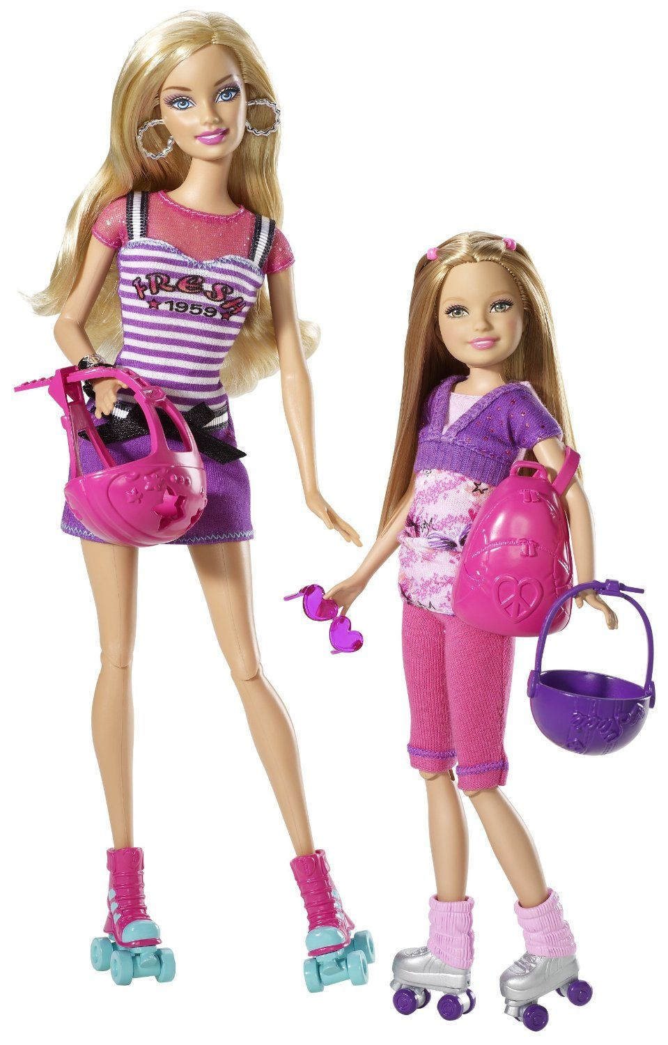 Barbie deluxe furniture stovetop to tabletop kitchen doll target - Amazon Com Barbie Sisters Barbie And Stacie Dolls 2 Pack Toys
