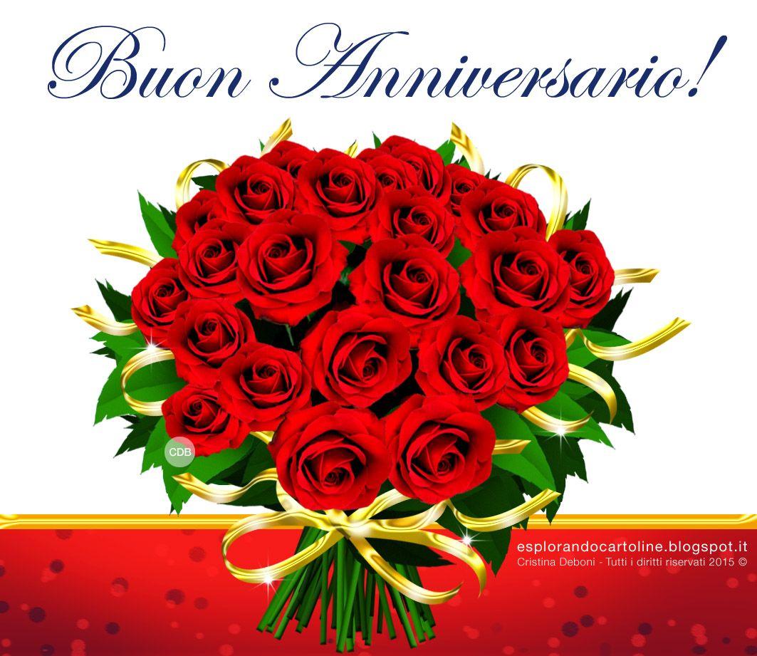 Cdb Cartoline Compleanno Per Tutti I Gusti Cartolina Buon Anniversario Di Buon Anniversario Anniversario Anniversario Di Matrimonio