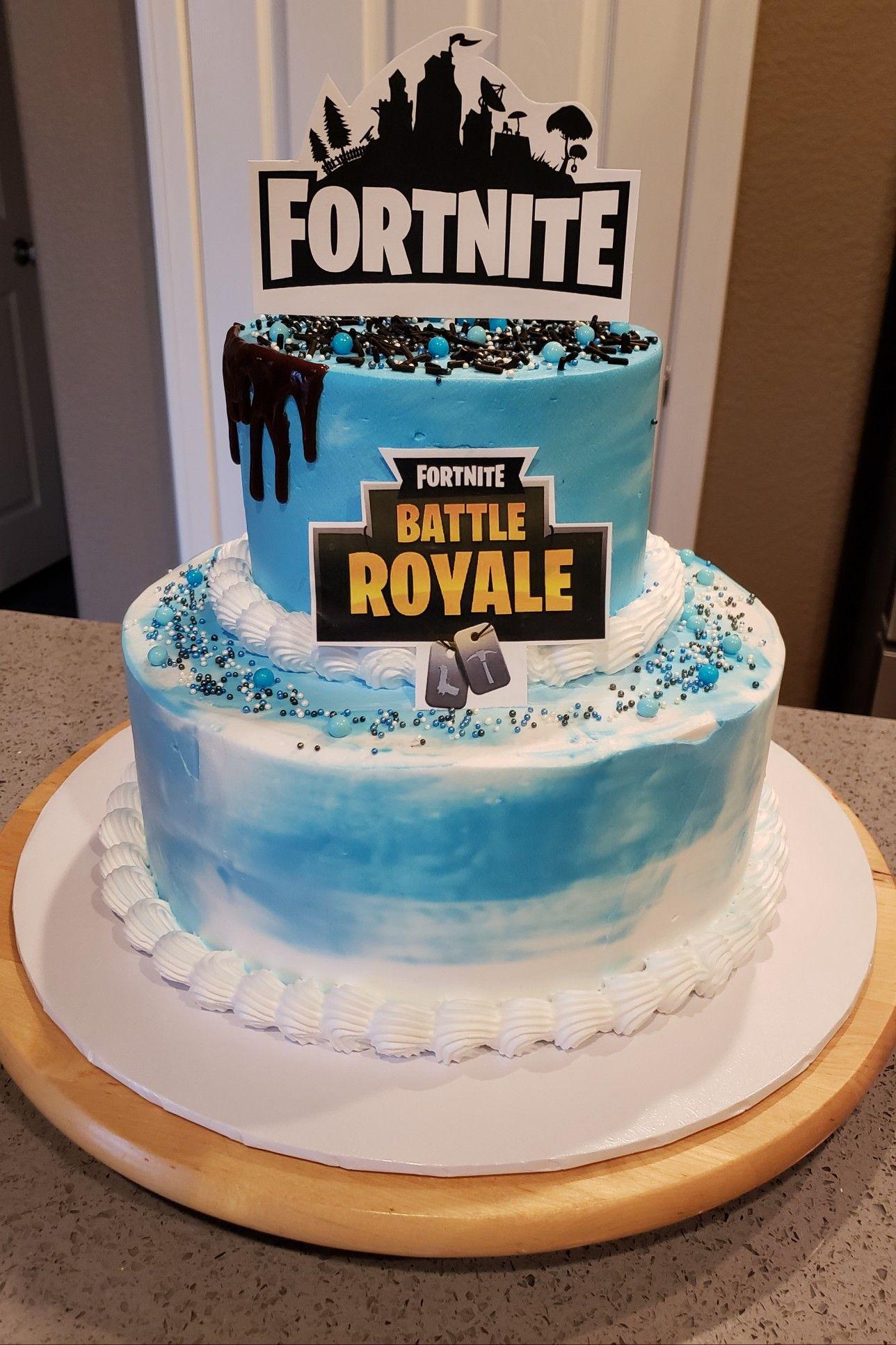 Season 7 Fortnite Cakes By Ositos Cakes In 2019 Bithday Cake