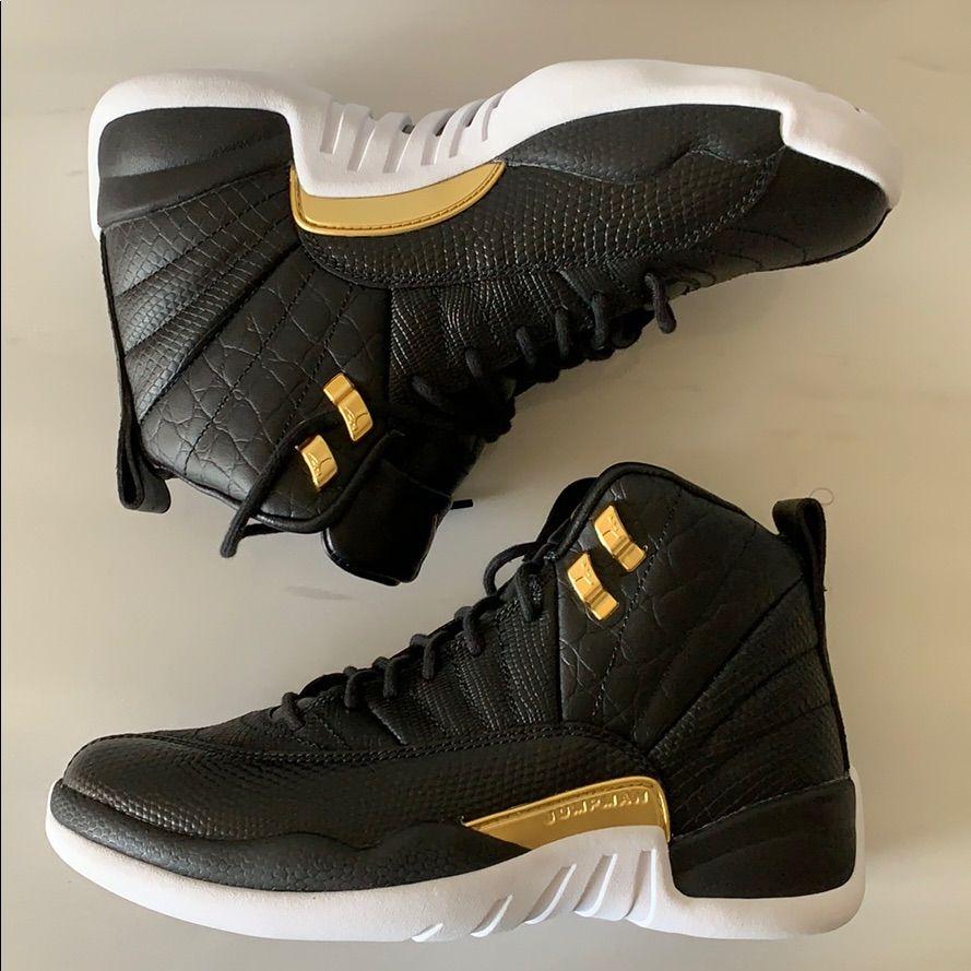 Nike Air Jordan 12 Retro Midnight Black