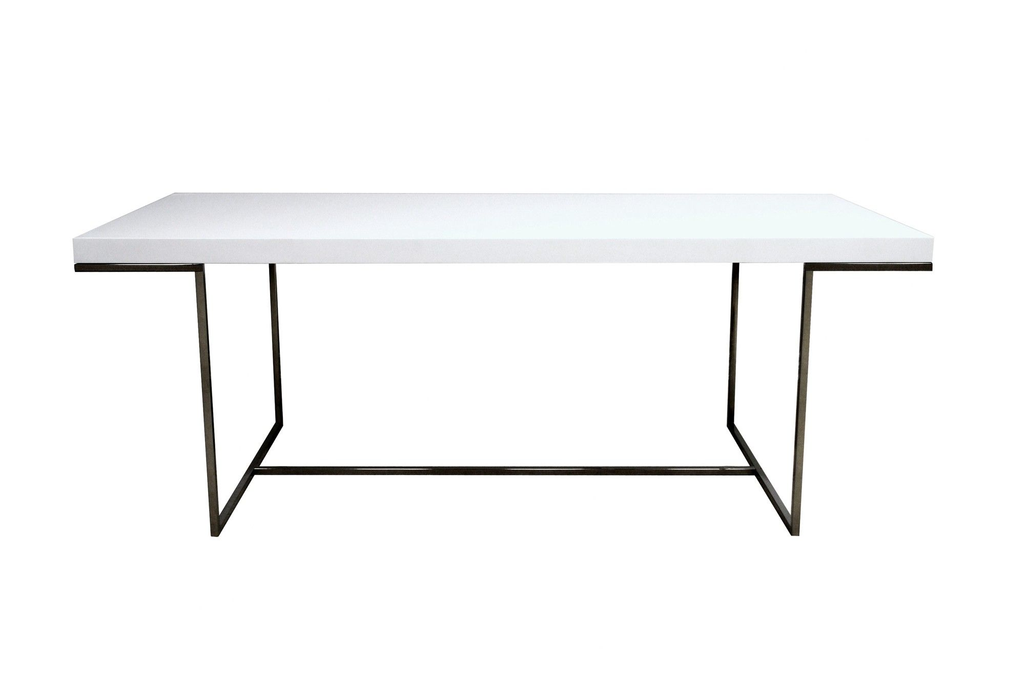 Allmodern Sohoconcept Madrid Dining Table 29 H X 79 L 37