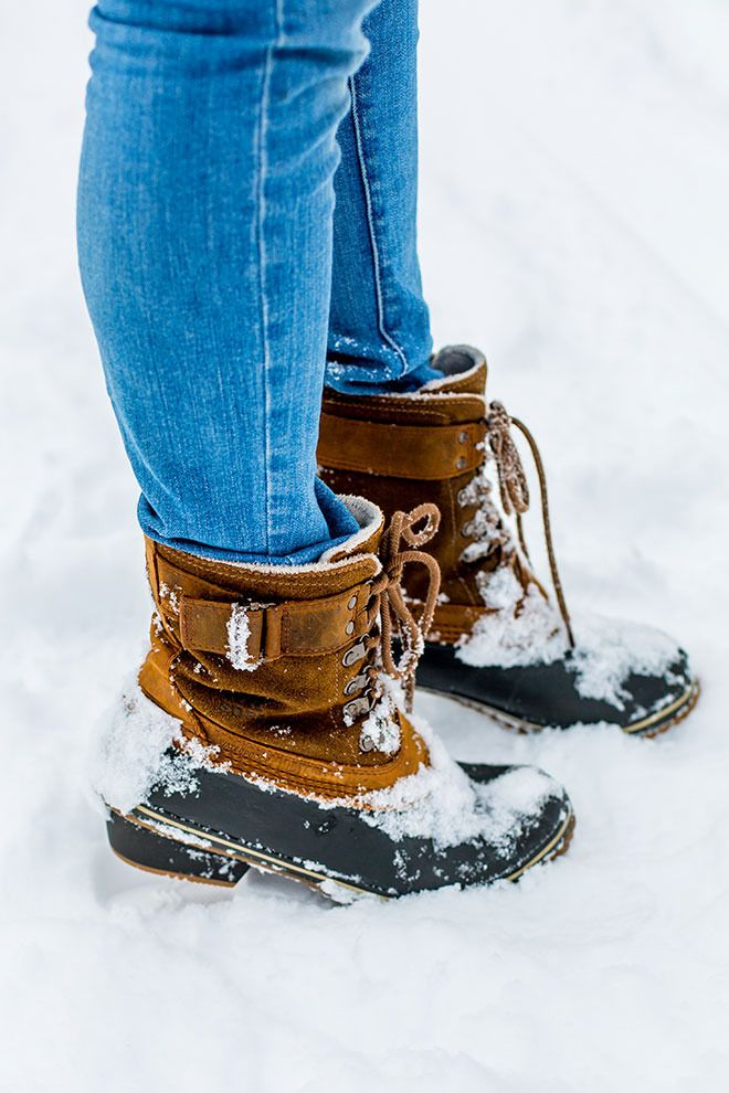 Snow Day Outfit — Sorel Women's Winter