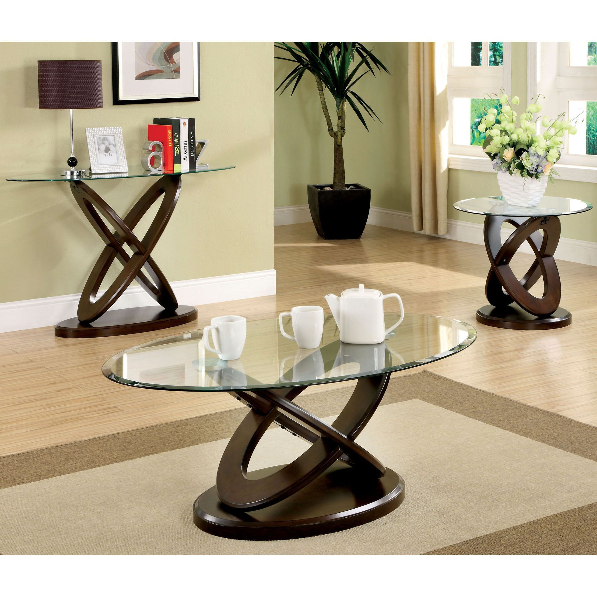 Overstock Com Online Shopping Bedding Furniture Electronics Jewelry Clothing More In 2020 Modern Glass Coffee Table Oval Glass Coffee Table Coffee Table [ 2046 x 2046 Pixel ]