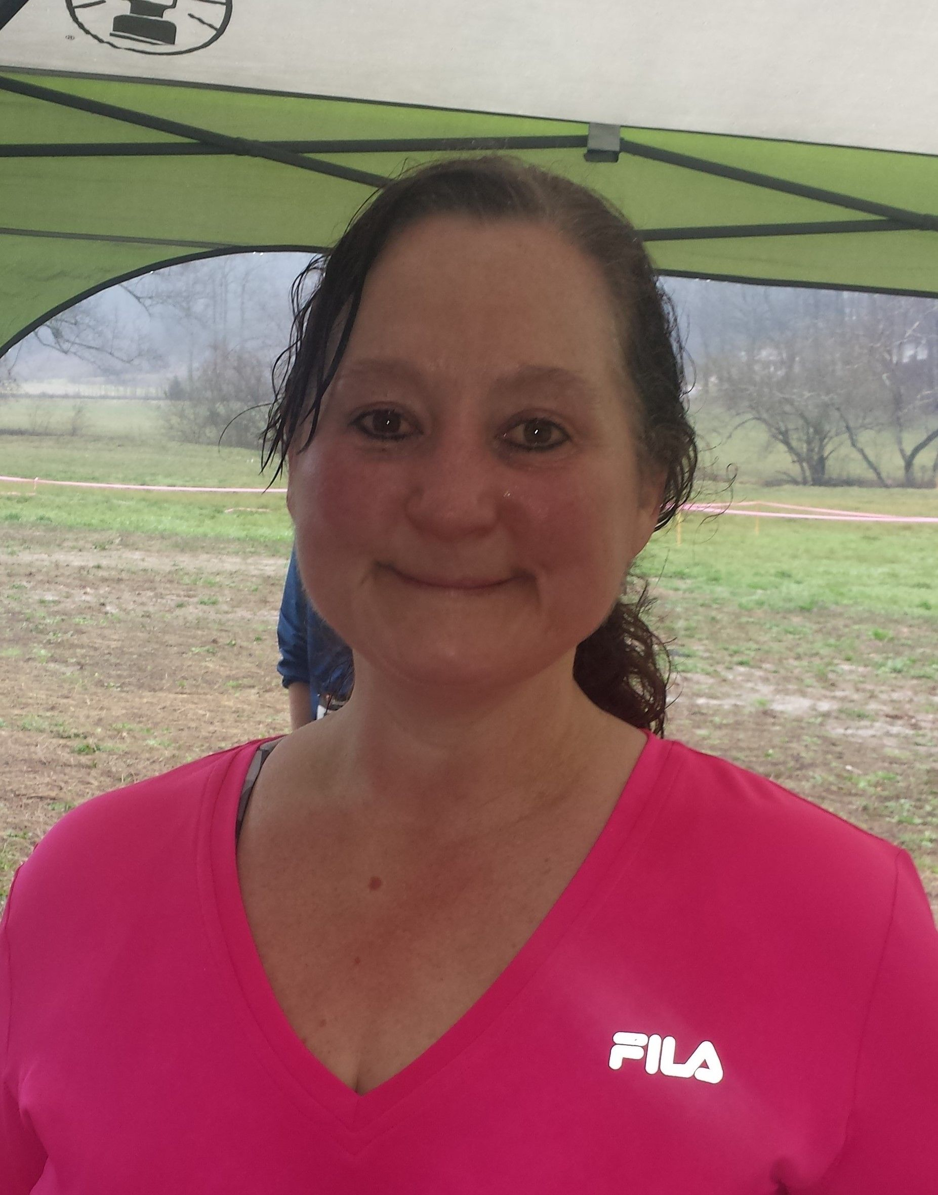 Chocolate Rush 5K - 3/14/15 - This was my first 5K.  It was rainy and muddy and probably one of the hardest things I've ever done. I struggled but finished!  Yes, I cried.  I accomplished a goal I set for myself in August of 2014. And yes I was very proud of myself!!