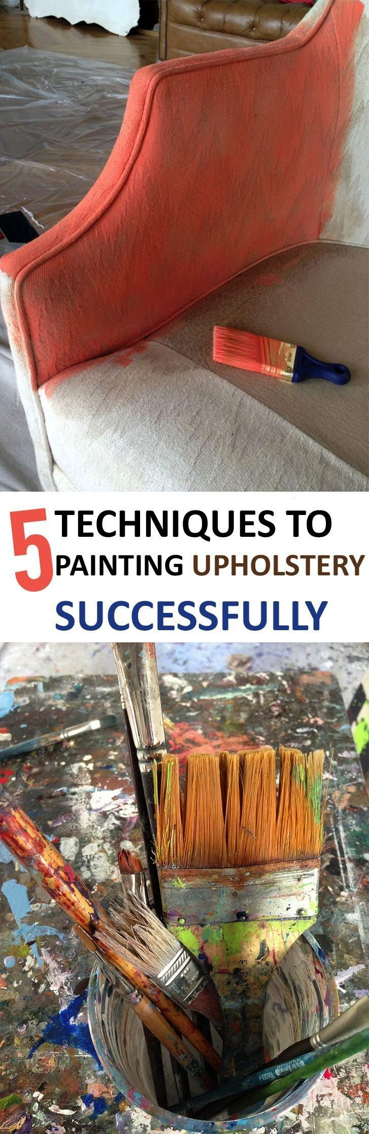 #successfully #techniques #upholstery #painting #to #55 Techniques to Painting Upholstery Successfully 5 Techniques to Painting Upholstery Successfully,5 Techniques to Painting Upholstery Successfully,  5 Genius Paint Hacks | Painting a room (or a piece of furniture, or a staircase) is a messy job. And doing it right requires a serious time commitment. But if you're still putting up with smelly paint fumes and lengthy cleanup sessions, there's a better way. These brilliant painting tips w...