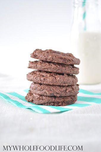 Chocolate Pixie Cookies Recipe on Yummly