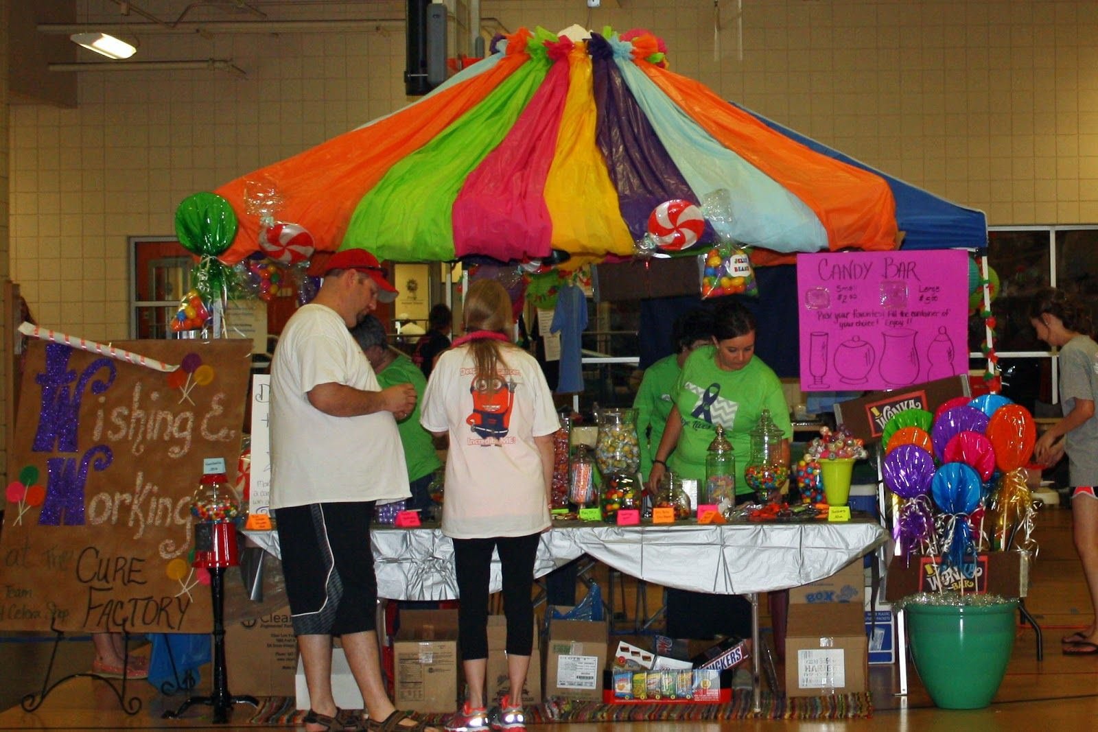 Relay For Life C&site Decorating and On Site Fundraiser Ideas & Relay For Life Campsite Decorating and On Site Fundraiser Ideas ...