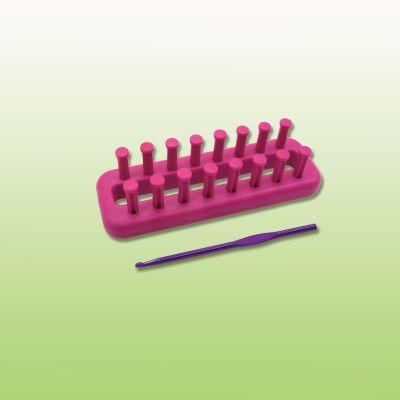 Loops Threads Mini Loom Loom Knitting Pinterest Loom Loom