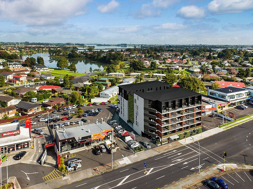 South 83 Cool New Industrial Apartments | South 83 auckland loft ...