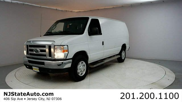 New Jersey State Auto Auction Sales Department Cargo Van