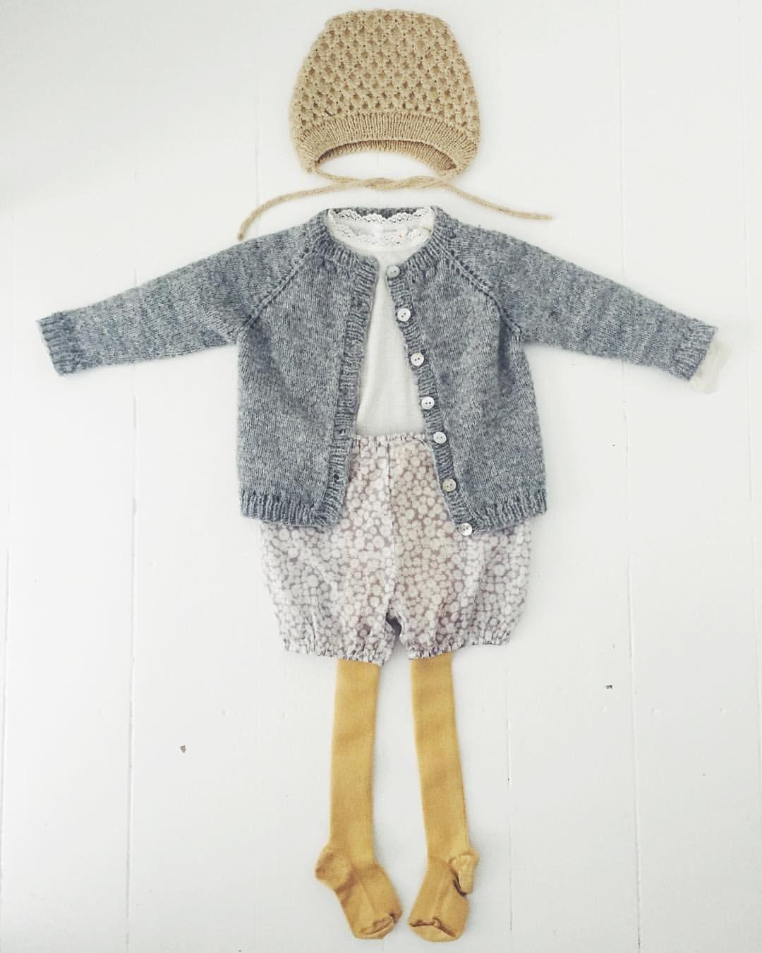 Mille Fryd Knitwear.   small one   Pinterest   La niña y Bebe