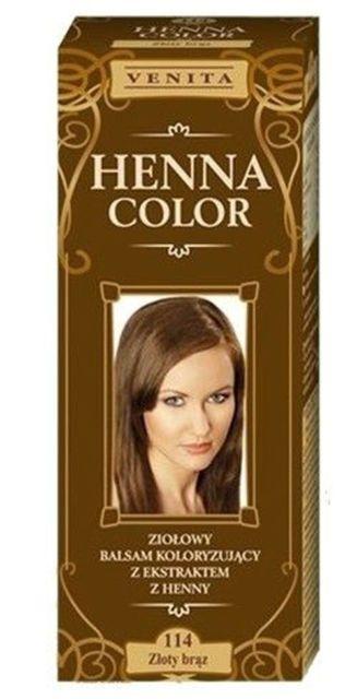 Henna color hajfesték 114 aranybarna 75 ml 695 Ft  Henna color hajfesték  114 aranybarna 75 ml 695 Ft db Hajmosás után kell feltenn…  616735e4b4
