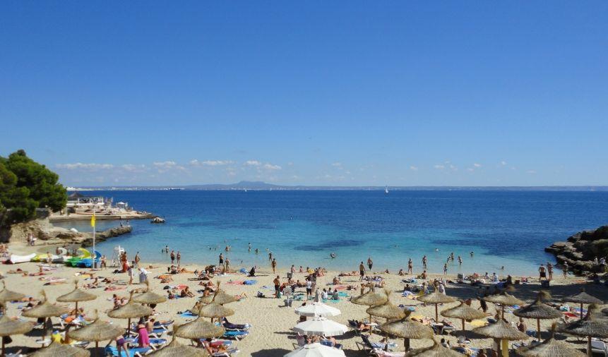 One Of The Best Bays In Palma Palma De Mallorca Majorca Mallorca