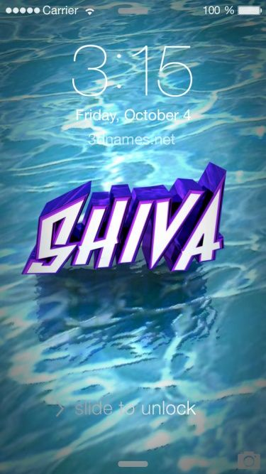 Preview Of Water For Name Shiva Name Wallpaper Phone Wallpaper For Men Wallpaper Gallery Wallpaper hd download shiva name
