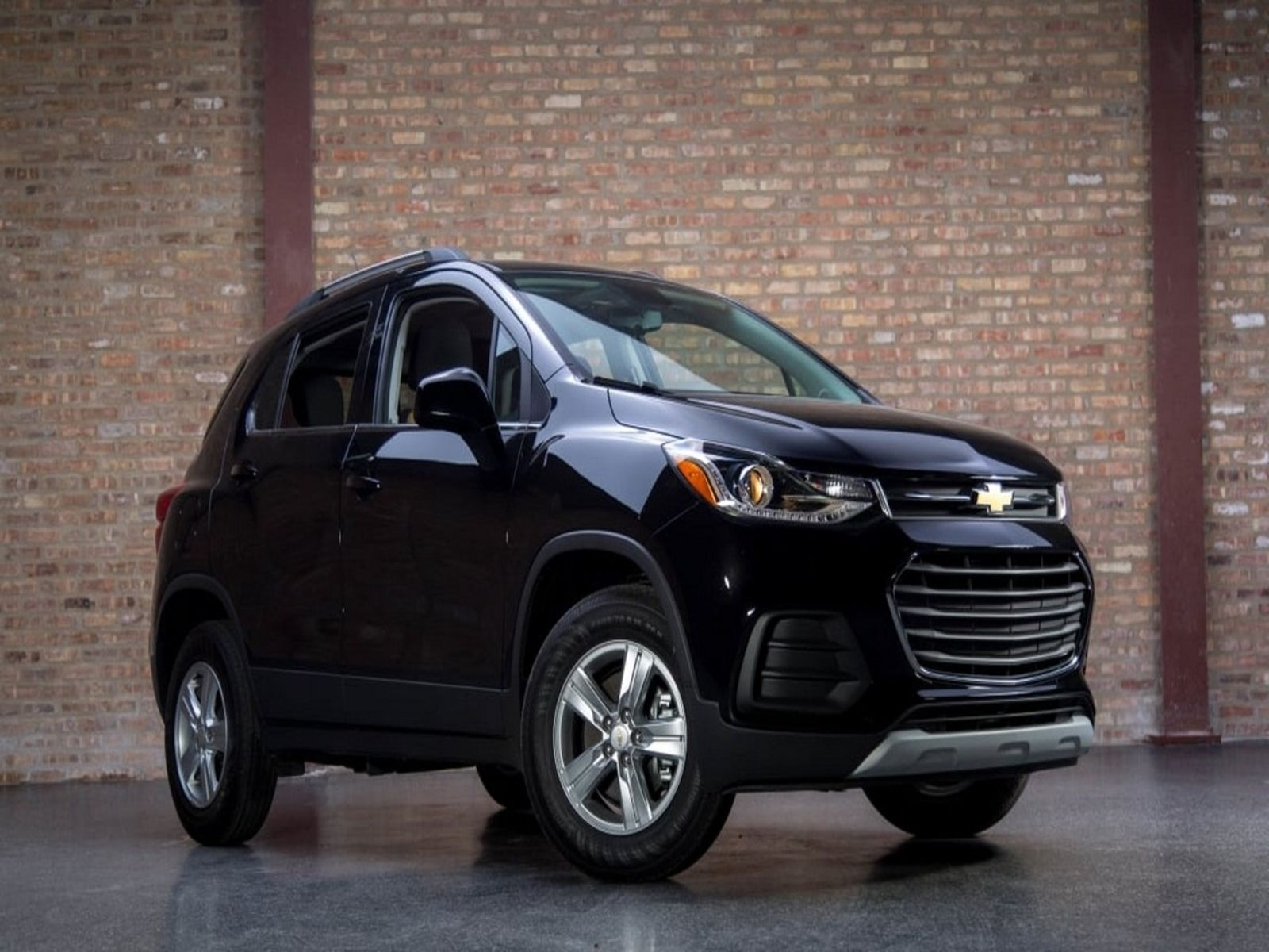2017 Chevrolet Trax Premier Reviews