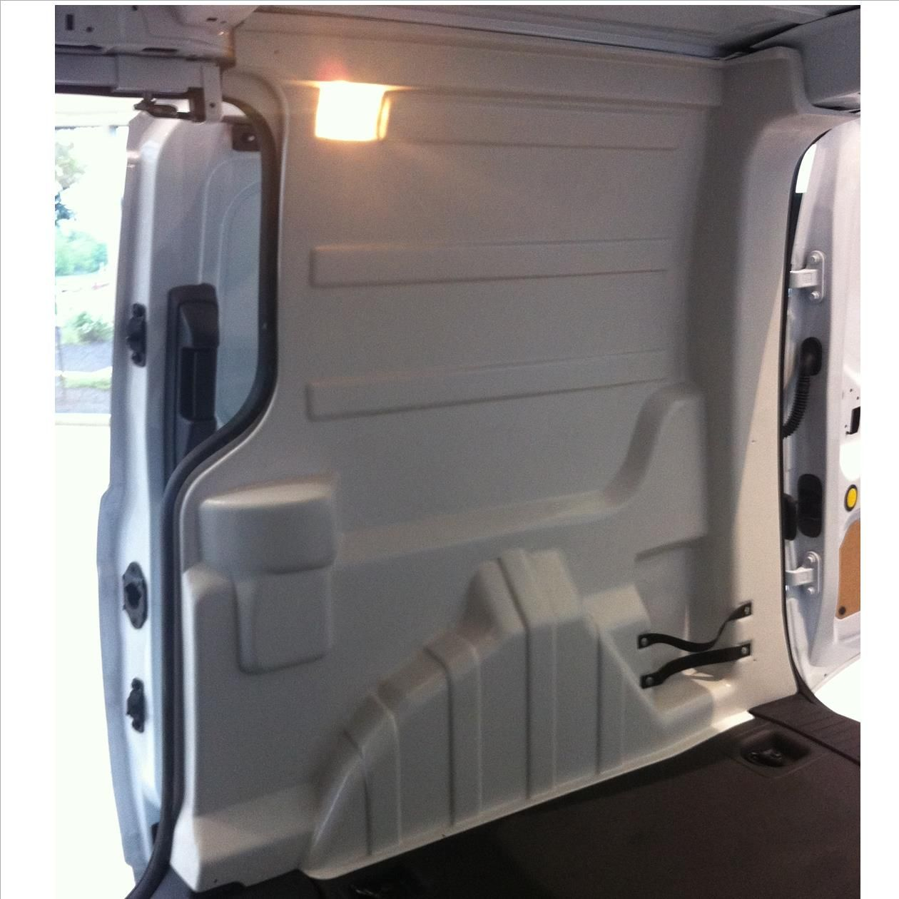Ford Transit Connect Wall And Ceiling Liner Kits Ford Transit Van Wall Ford