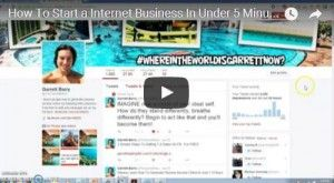 How To Start a Internet Business In Under 5 Minutes