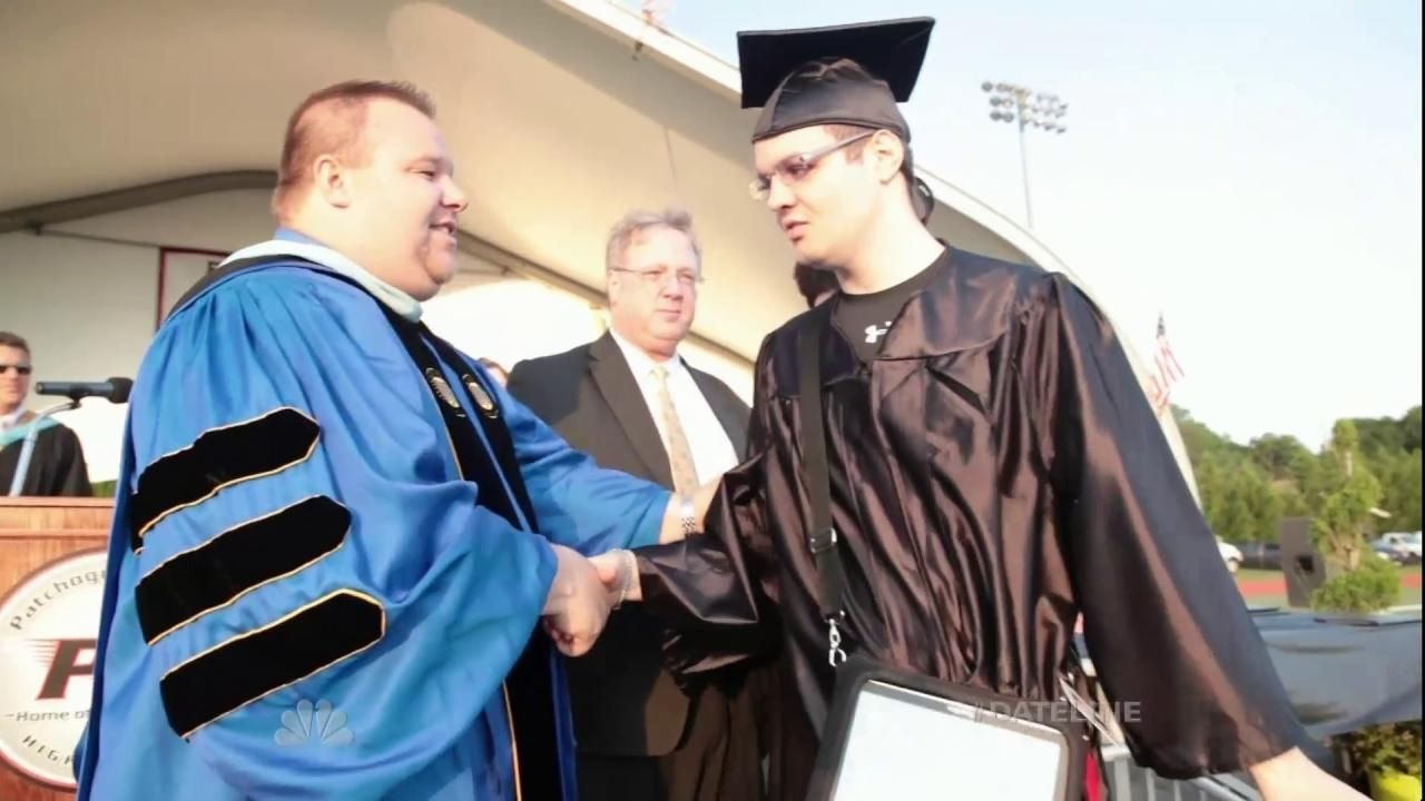 Graduation is supposed to be a joyful time for families, but mothers Lenore Kubicsko and Mary Clancy are filled not only with pride, but also terror and dread as their young adult sons with autism prepare to leave school.