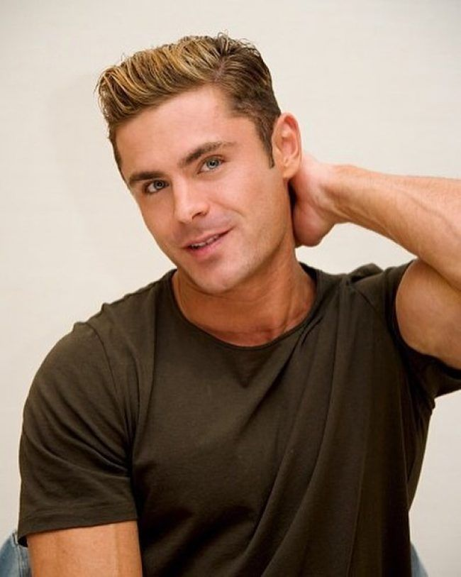 Zac Efron Hairstyle Simple On Trend  Zac Efron  Zac Efron  Pinterest  Zac Efron And Zac