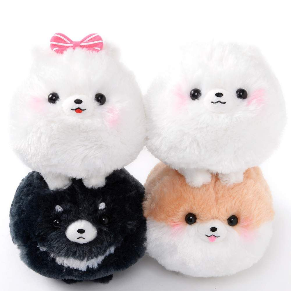 Fuwamofu pometan dog plush collection standard sewing