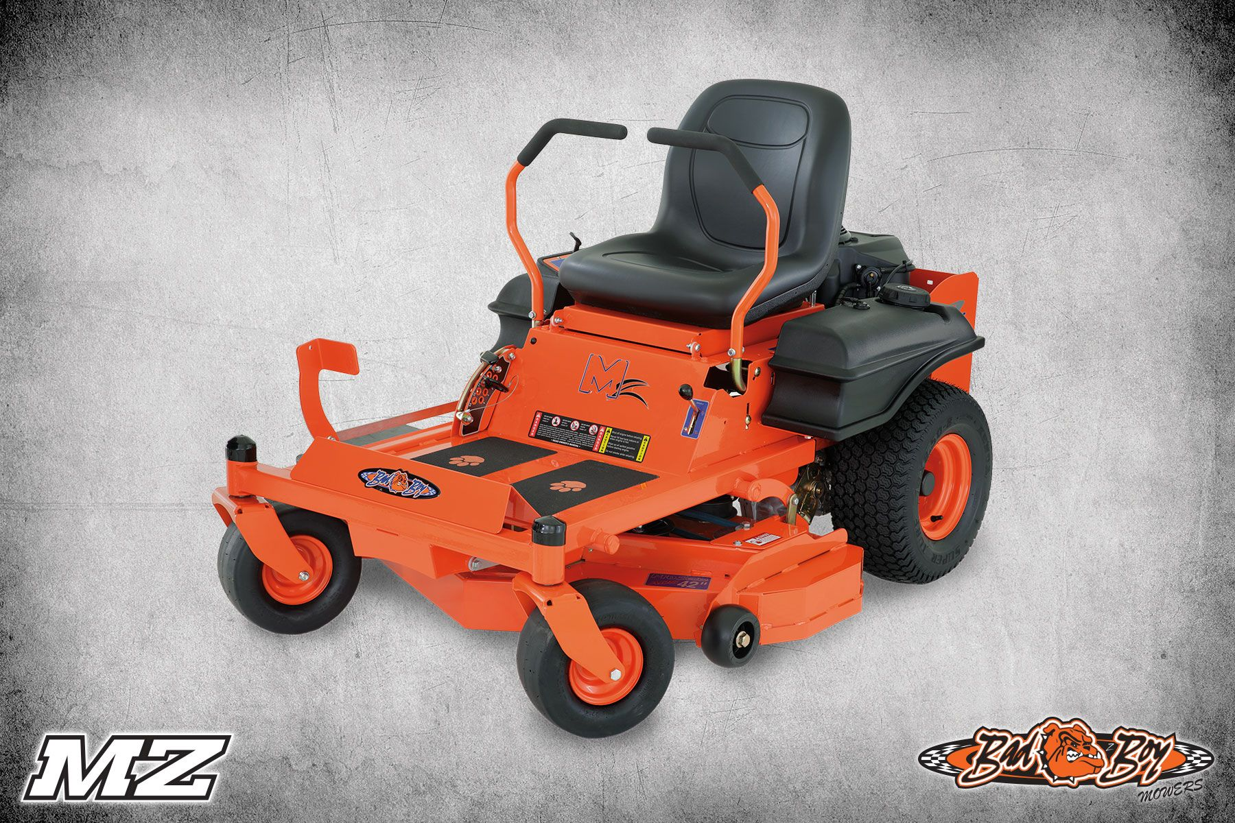 Mz Bad Boy Mowers Small Zero Turn Lawn Mower Zero Turn Lawn Mowers Lawn Mower Mower