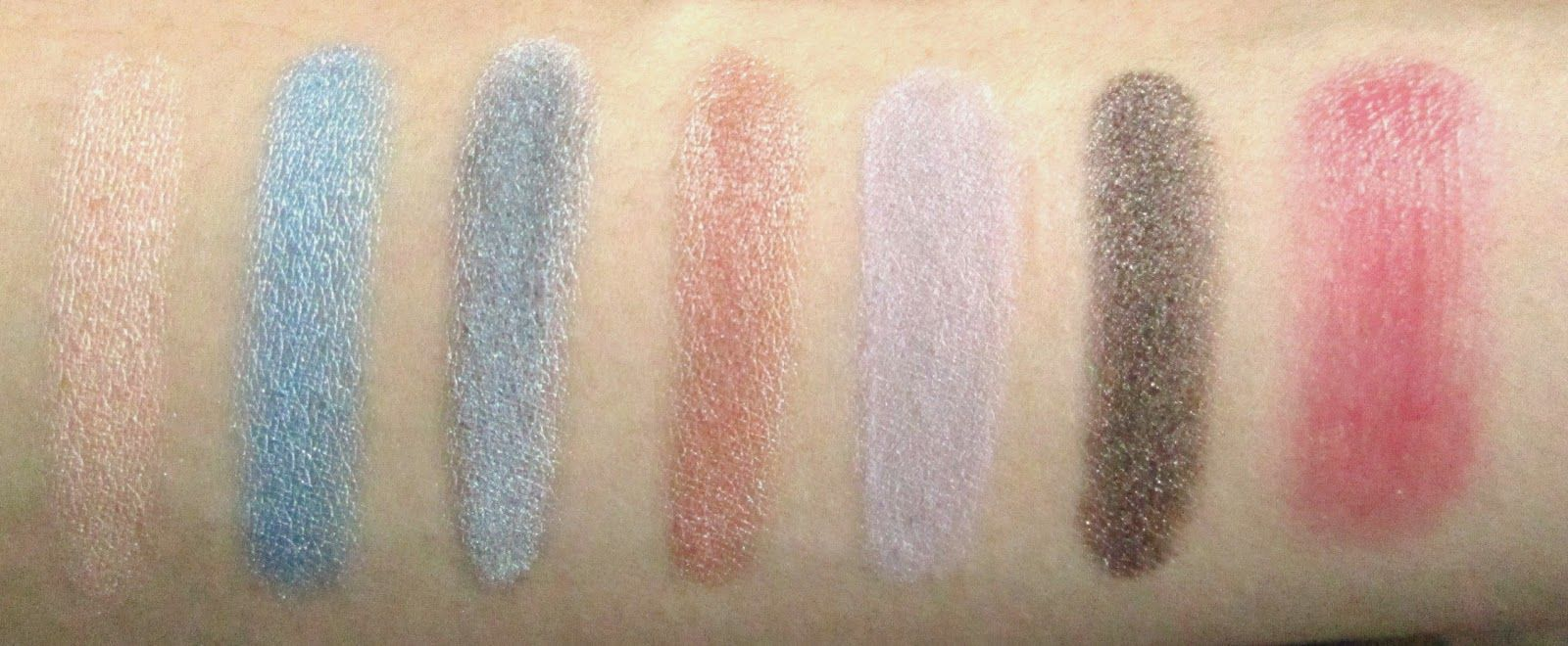 Innocent + Twisted Alchemy April 2014 Subscription - Review and Swatches