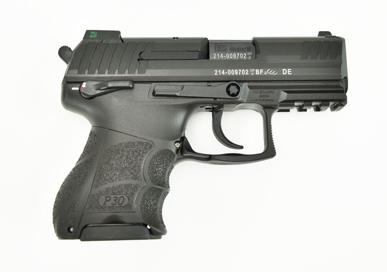 Heckler & Koch P30 SK 9mm (nPR31444) New Find our speedloader now! http://www.amazon.com/shops/raeind
