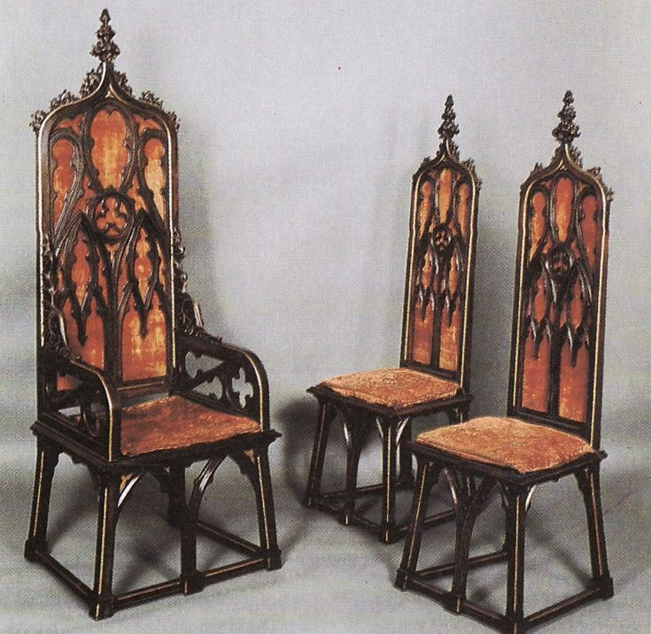 Image result for victorian gothic furniture | Gothic ...