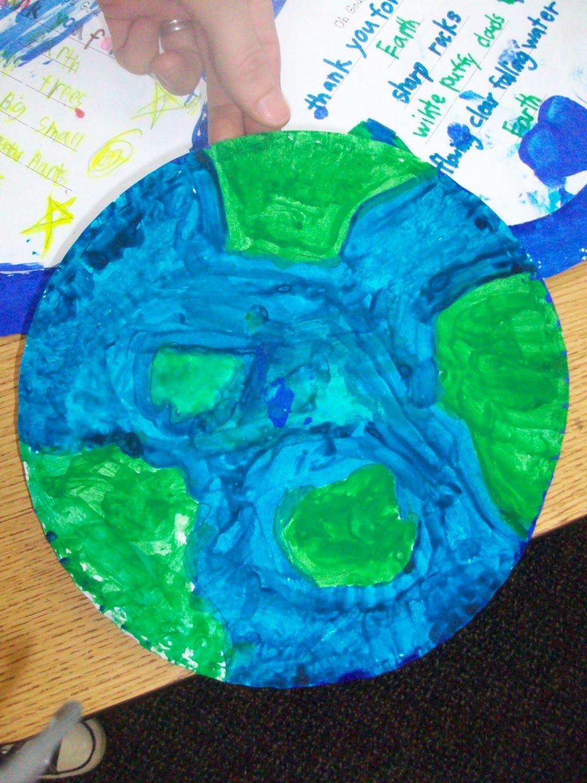 Sarah's First Grade Snippets: Earth Day Poetry