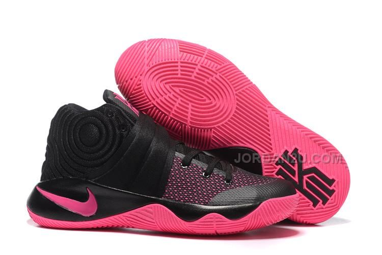 ca30c7cf5368 Discover ideas about Michael Jordan Shoes. Find Nike Kyrie 2 Shoes Black  Pink Lastest online ...
