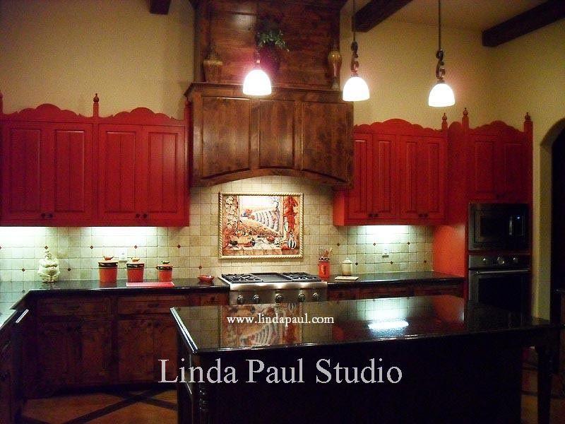 modern southwest decor | kitchen backsplash tiles, ideas, designs