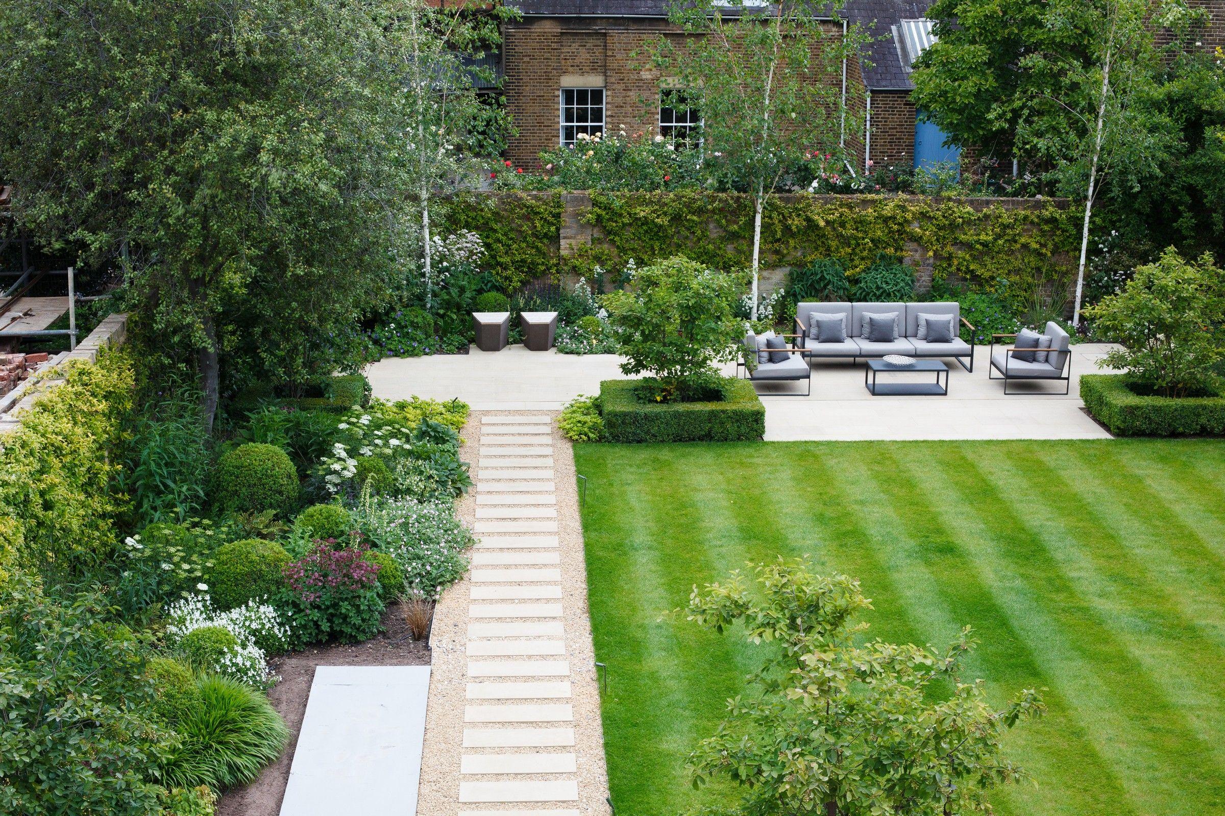 How To Design A Garden Garden Design Ideas