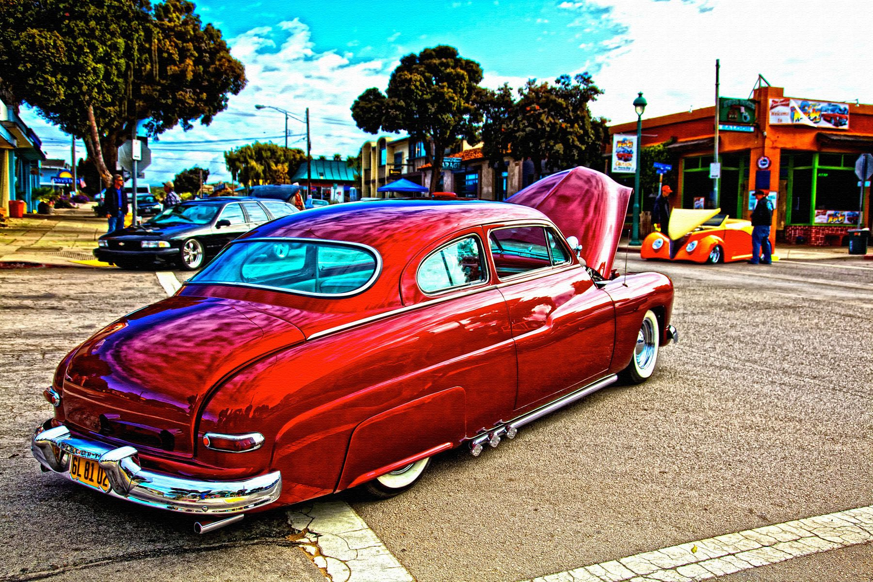 www.old classic hotrods.com   This Hot Rod Is One Show Stopper ...
