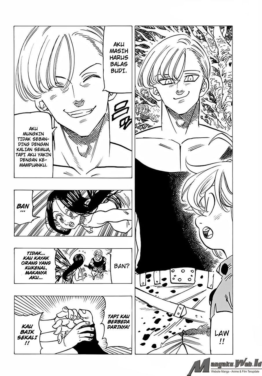Nanatsu no Taizai chapter 204 Biarkan Ada Cahaya Bahasa