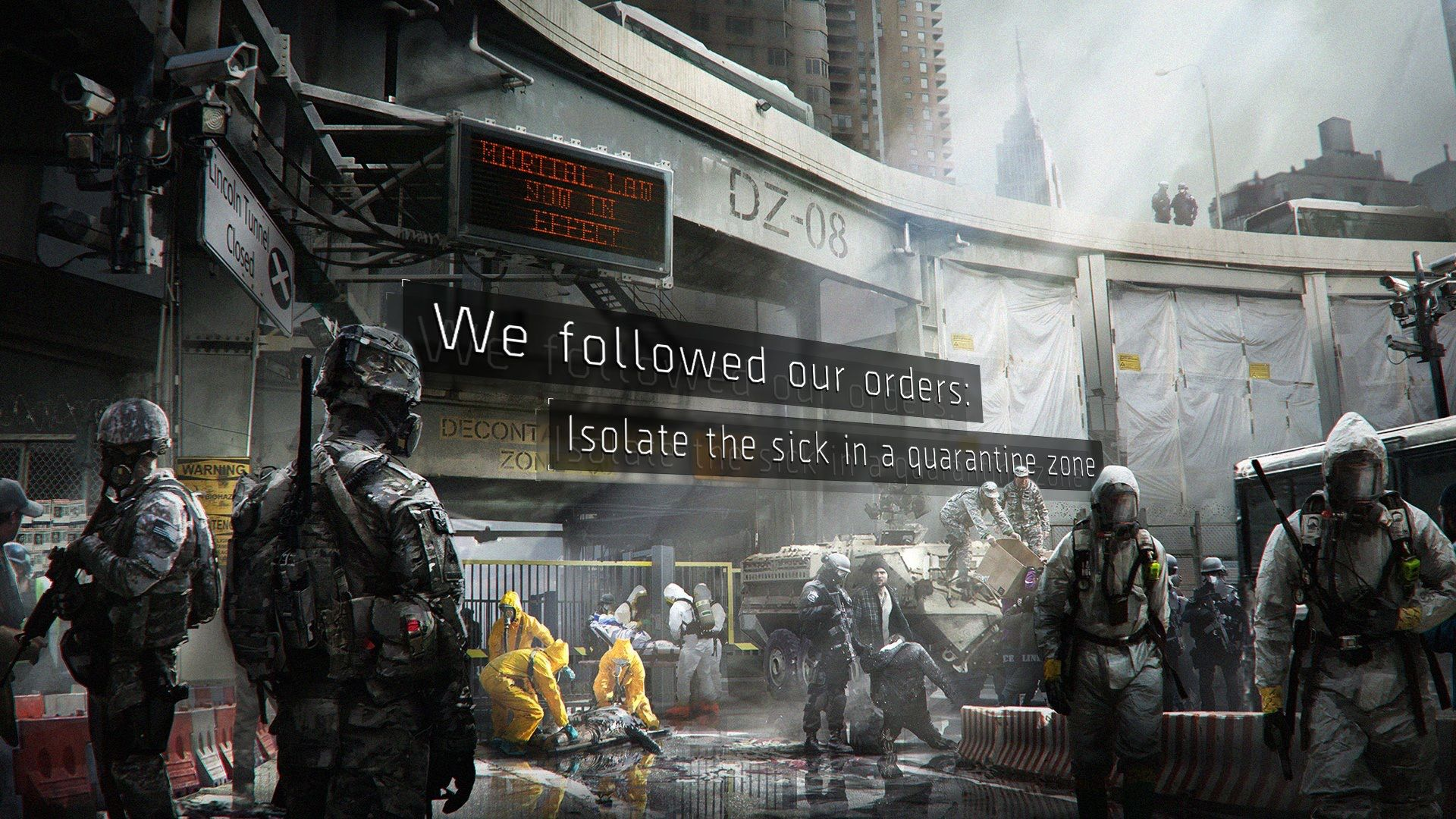 Pin by will crawford on the division post apocalyptic