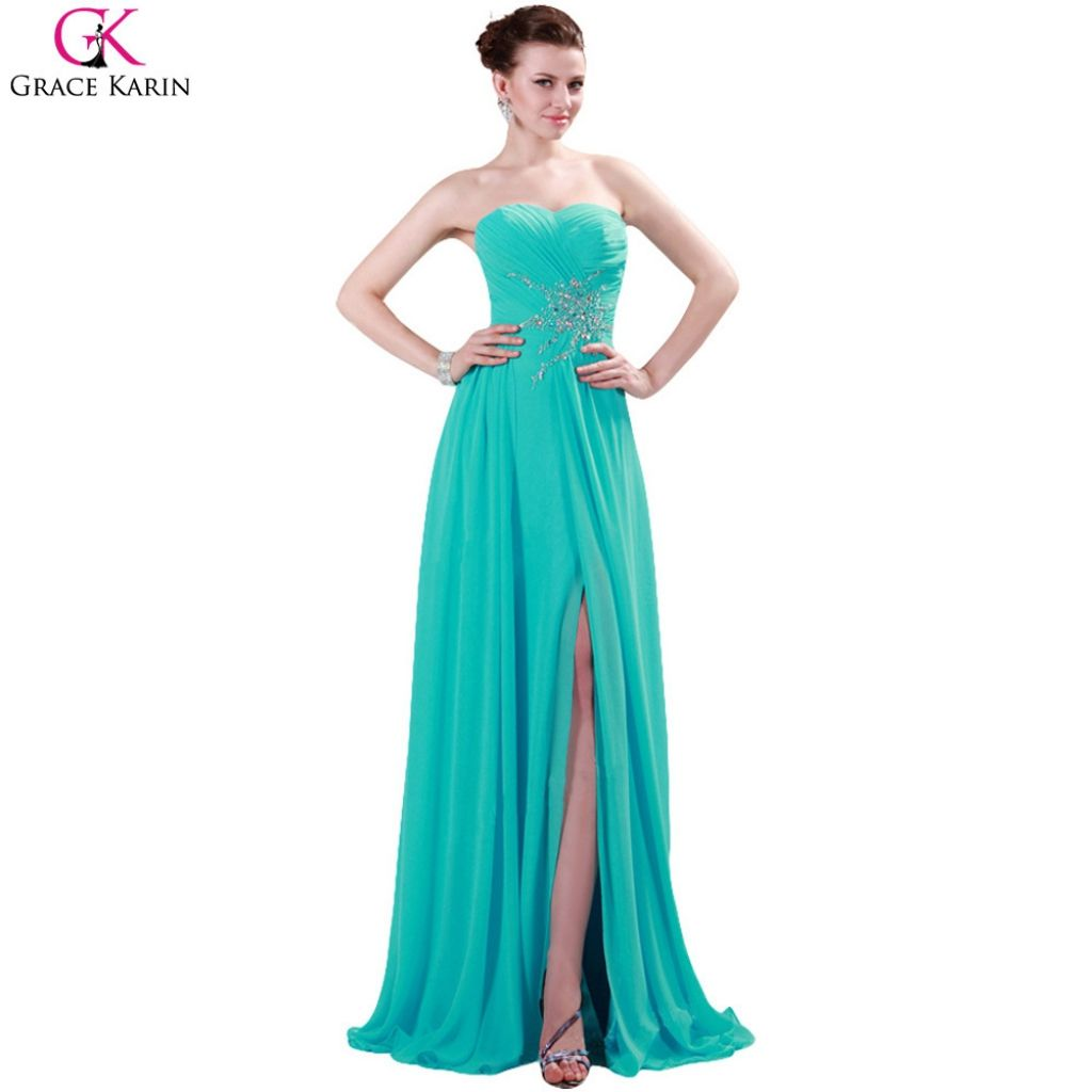 all rhinestone prom dress - prom dresses for chubby girl Check ...